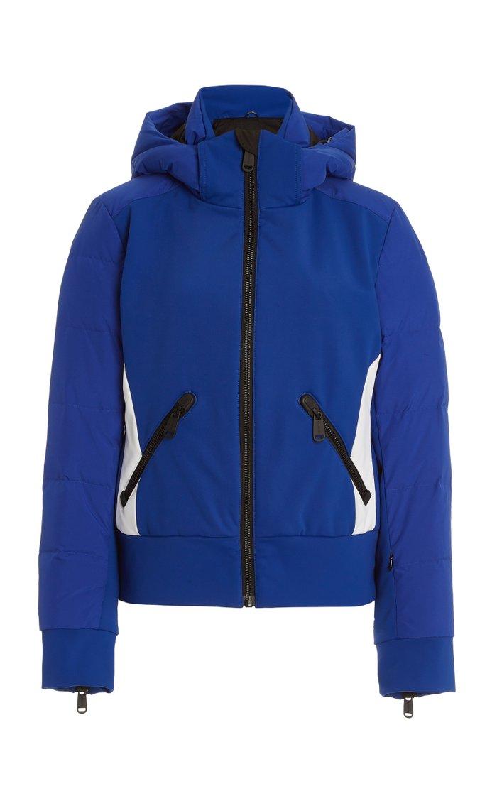 Tess Padded Stretch-Shell Ski Jacket