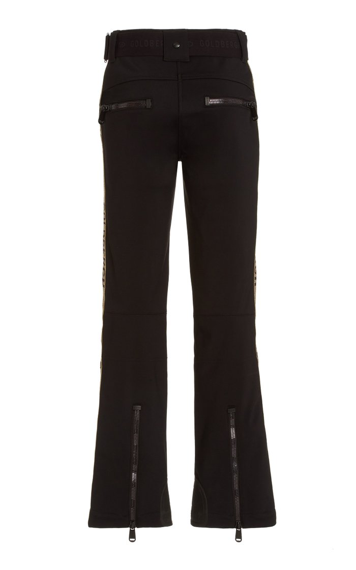 Rocky Stretch-Shell Flared-Leg Ski Pants