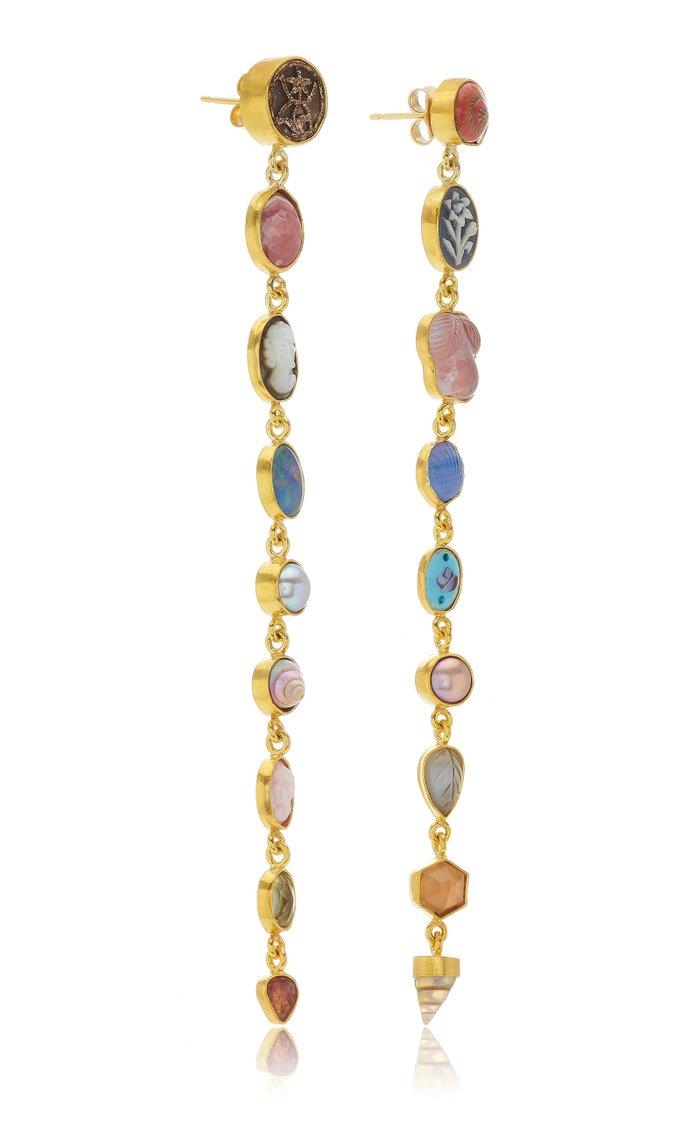 Antique Charm Earrings