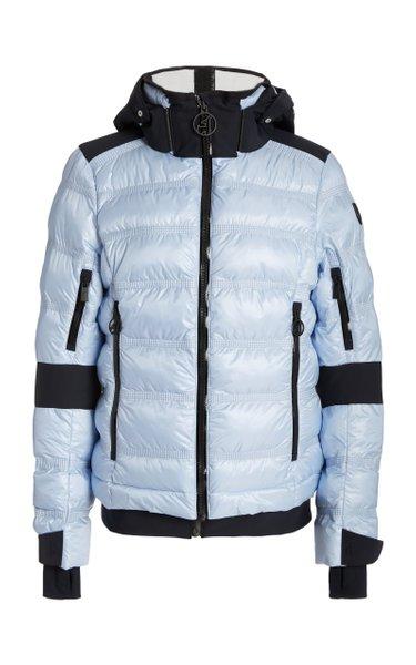 Tami Padded Nylon Hooded Ski Jacket