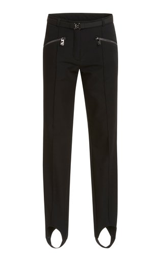 Ava Stretch-Shell Stirrup Ski Pants
