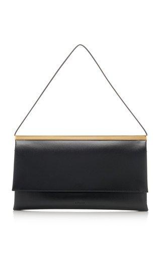 Lucio Leather Shoulder Bag