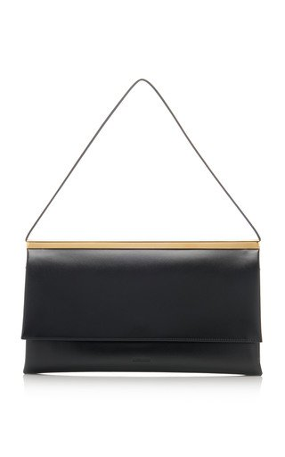 Lucio Leather Shoulder Bag