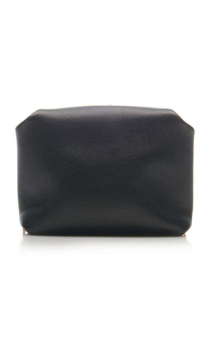 Mini Goji Soft Leather Clutch