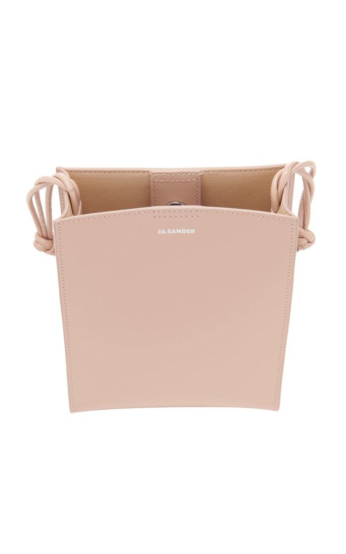Small Tangle Leather Crossbody Bag