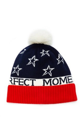 PM Star Wool-Blend Beanie