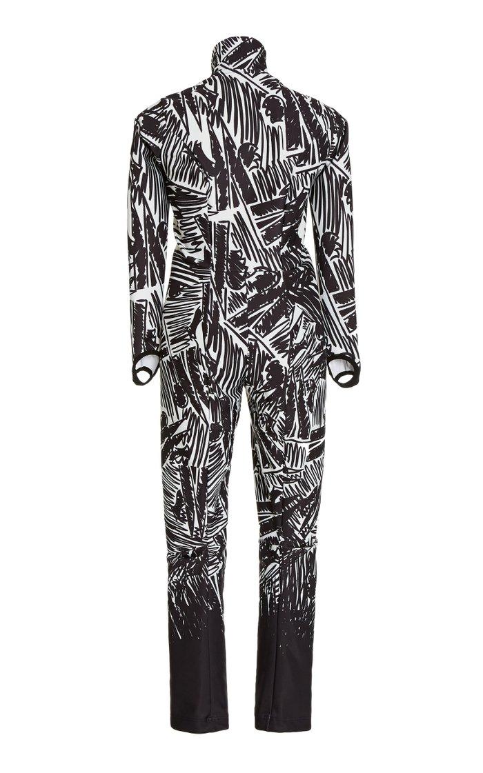 Tuta Printed Ski-Suit
