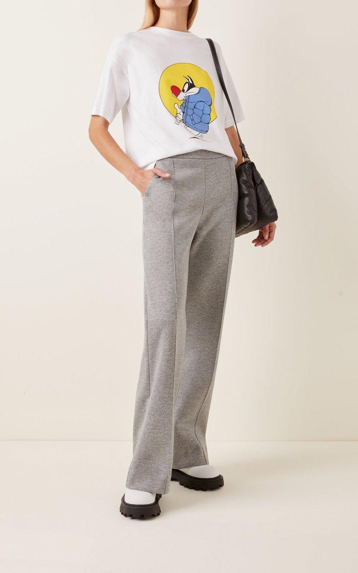 1 Moncler JW Anderson Graphic Cotton T-Shirt