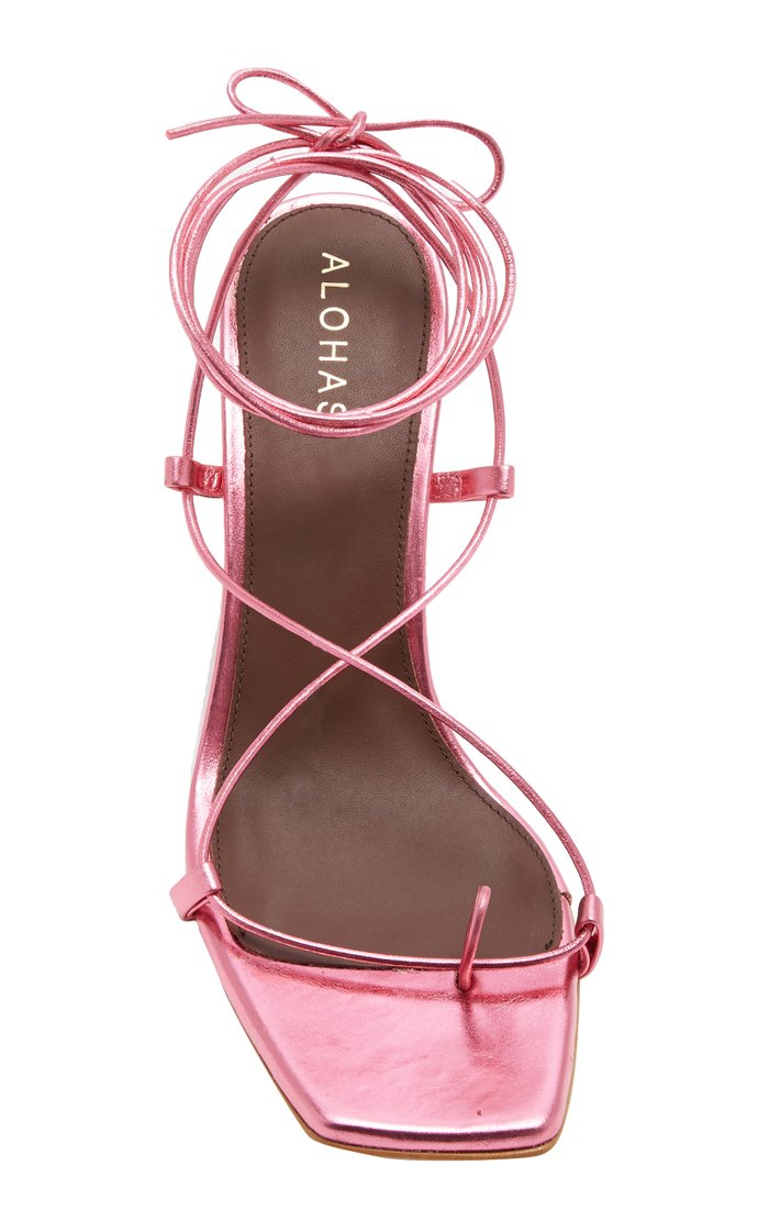 Bellini Strappy Leather Sandals