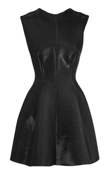 Sentiment Lamé Mini Dress
