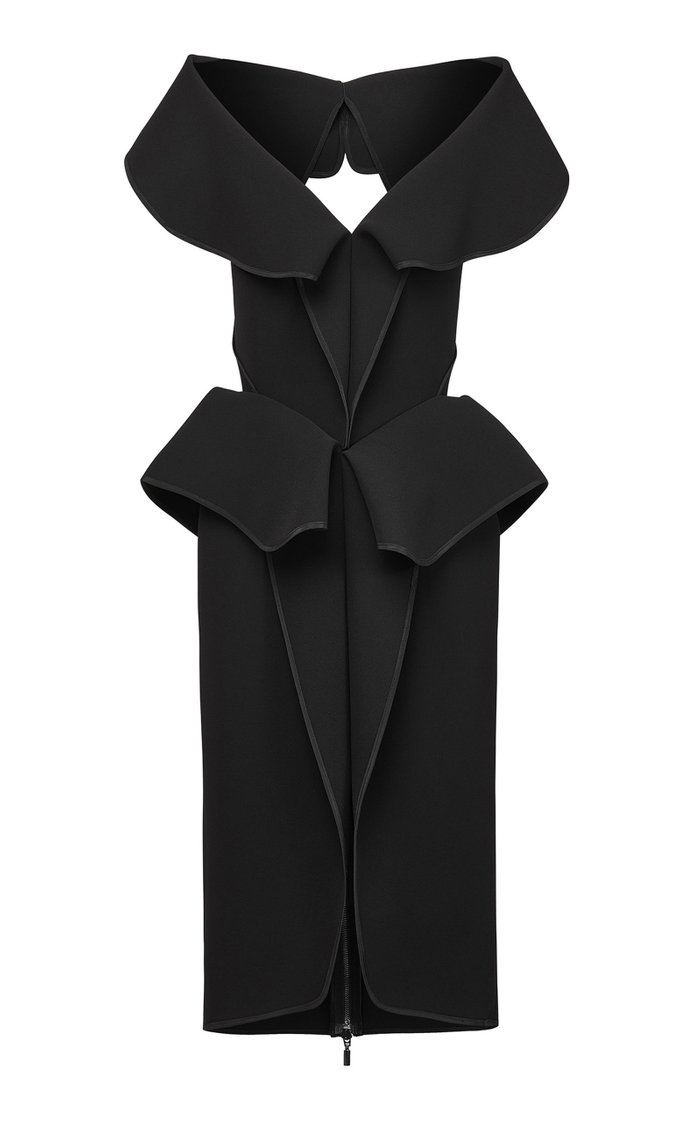 Consecration Crepe Dress