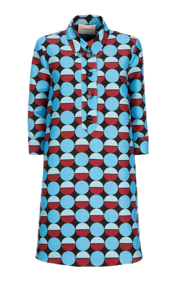 Short Artemis Wool-Blend Dress