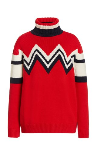 Varde Wool Knit Sweater