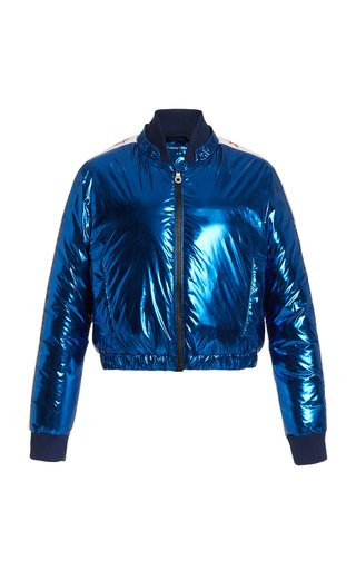 Star Foil Puffer Jacket