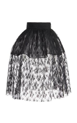 Lace Cupcake Skirt