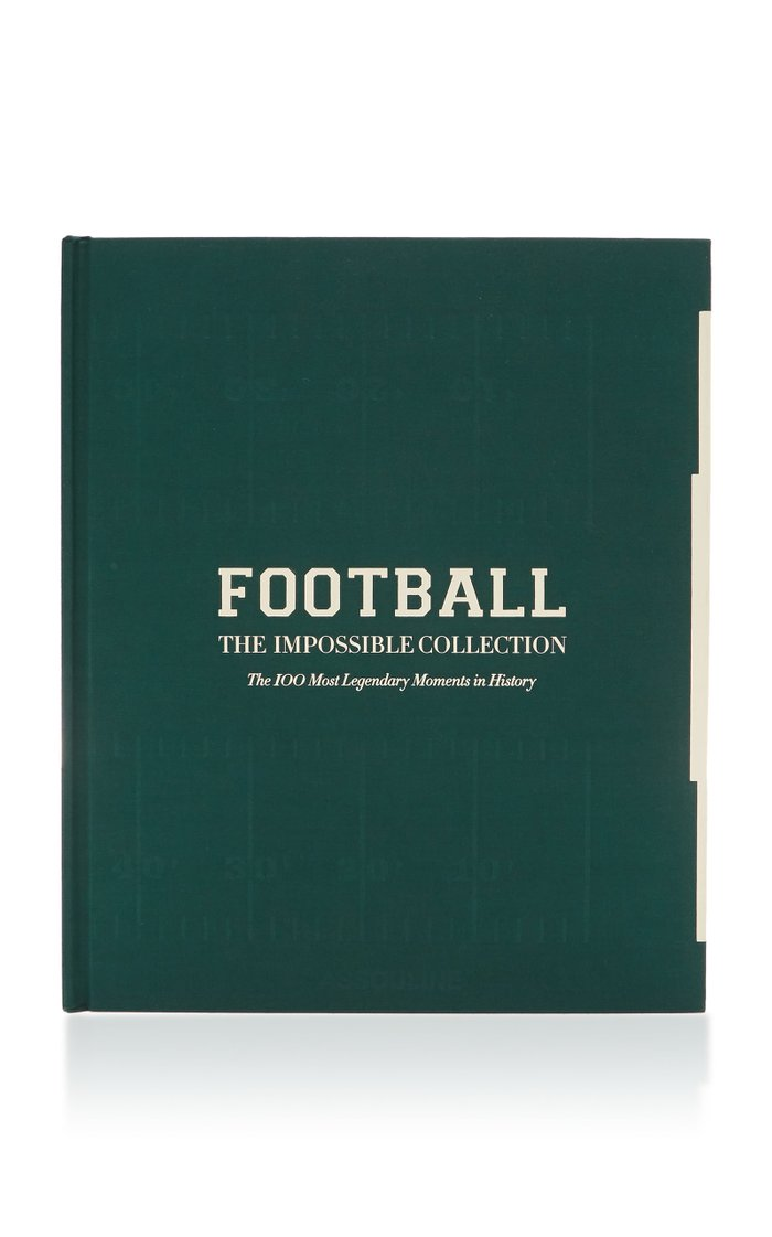 Football: The Impossible Collection Hardcover Book