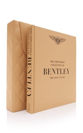 The Impossible Collection of Bentley Hardcover Book