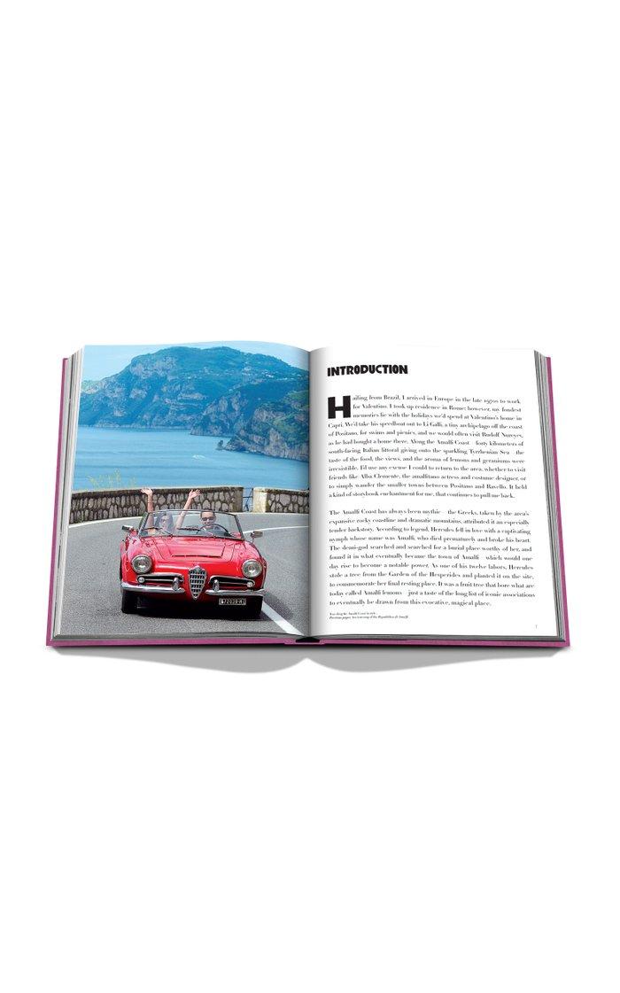 Amalfi Coast Hardcover Book