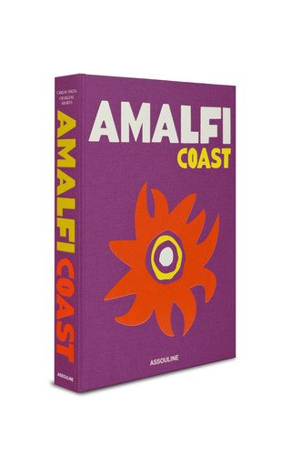 Amalfi Coast Hardcover Book