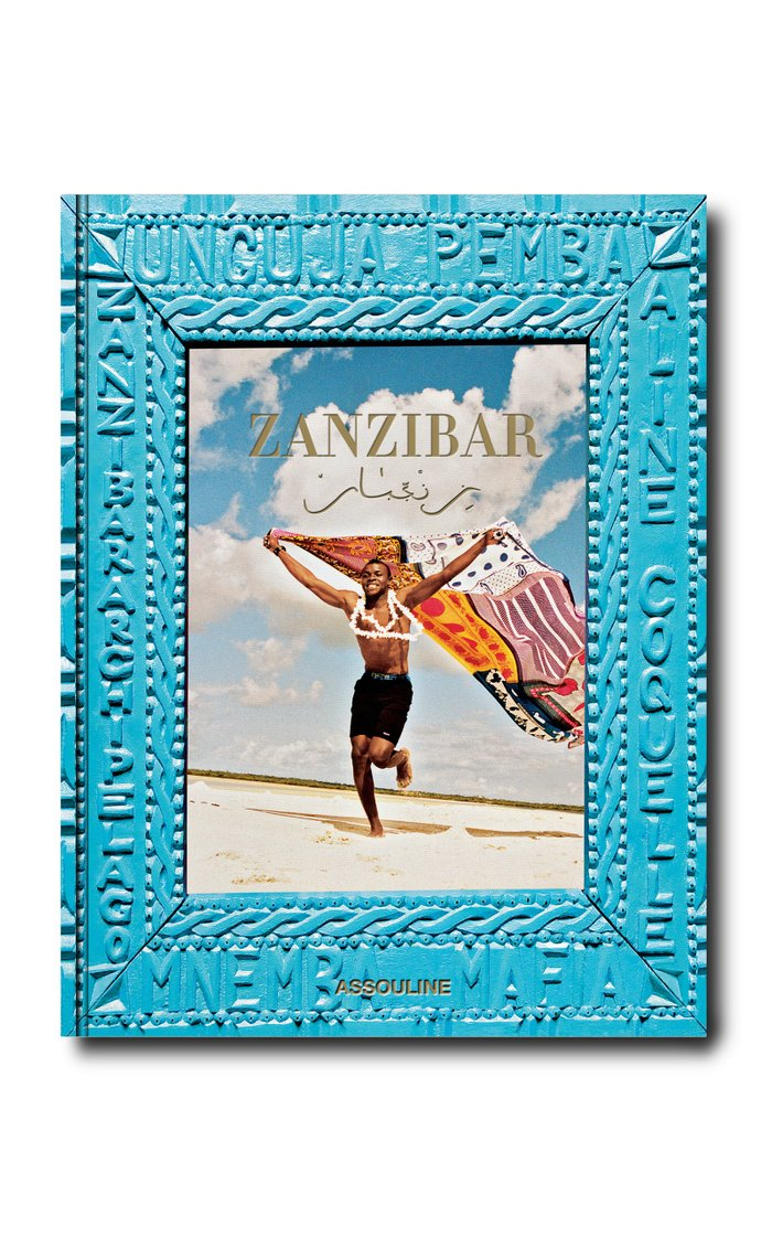 Zanzibar Hardcover Book