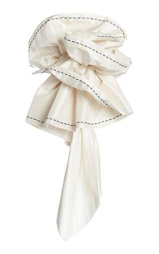 Cartagena De Indias Embroidered Cotton Crop Top