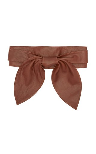 Sing Of Love Leather Belt