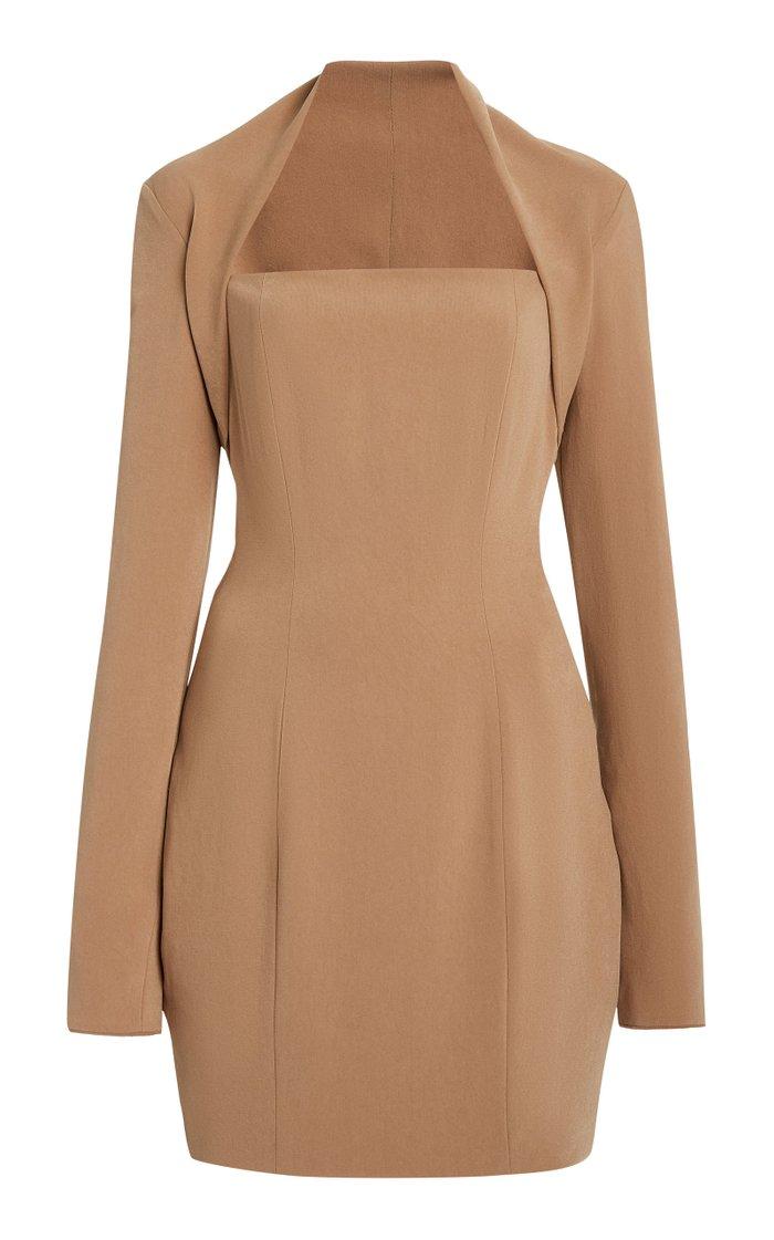 Maria Jersey Mini Dress