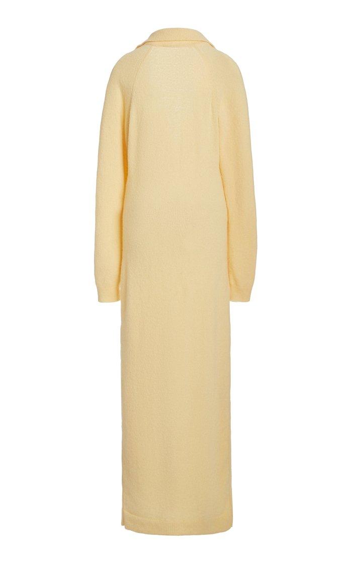 Hope Wool Maxi Dress