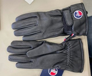 SpecialOrder-Snow Germain Leather Ski Gloves