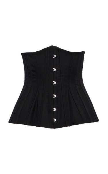 Strapless Corset Top