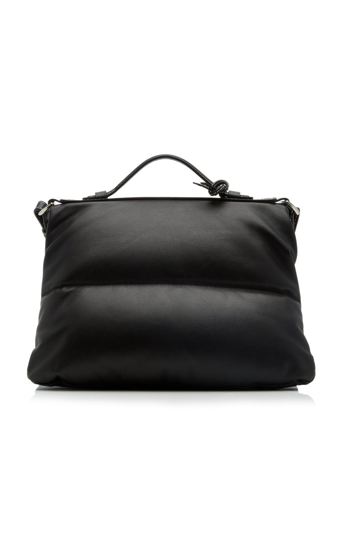 1 Moncler JW Anderson Leather Puffer Bag