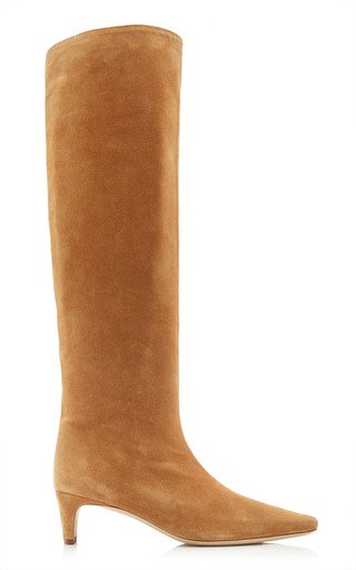 Wally Suede Boots