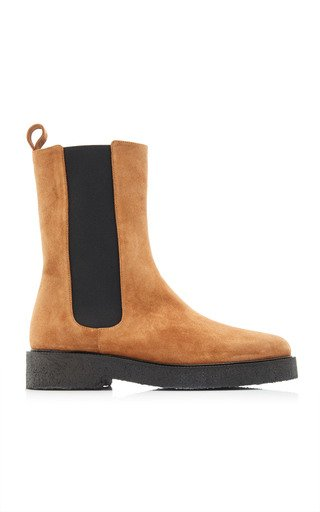 Palamino Suede Chelsea Boots