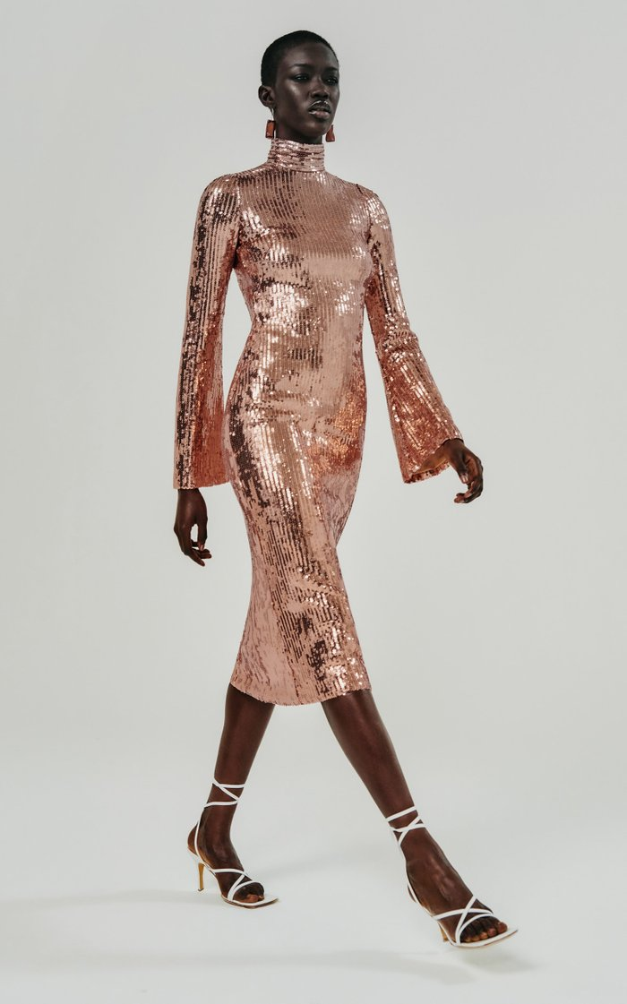 Ord Sequined Dress