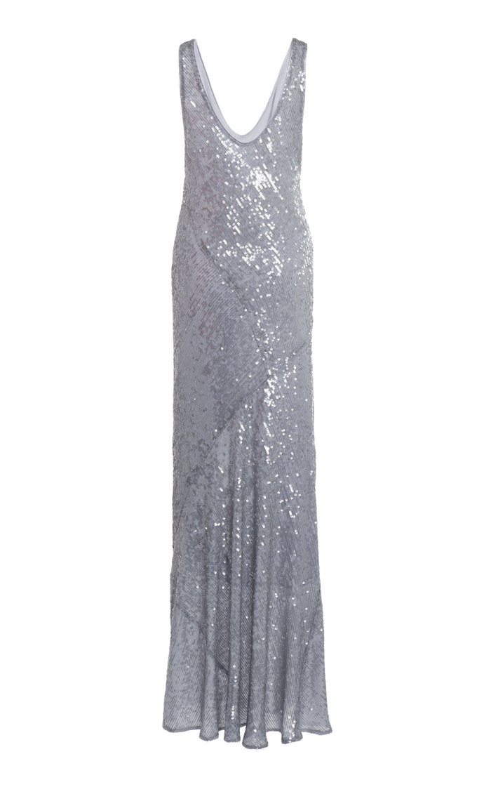 Valletta Sequined Gown