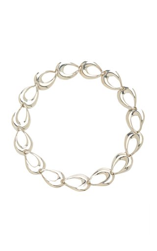 Tilda Chunky Sterling Silver Necklace