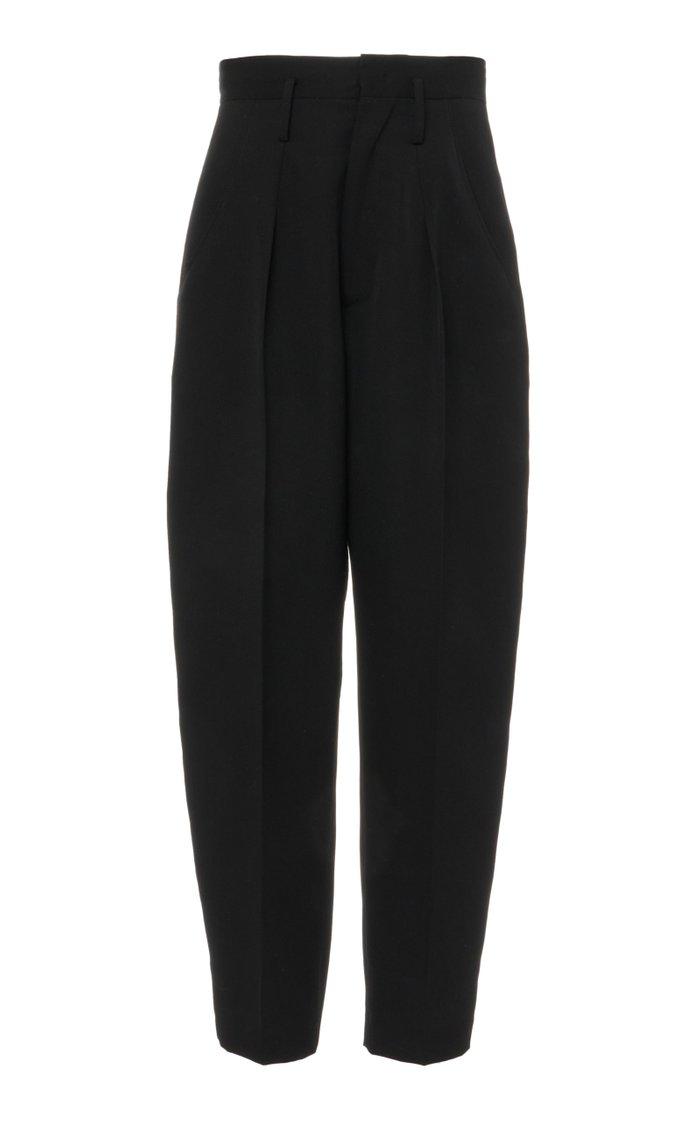 Racomisl Tapered Wool Pants