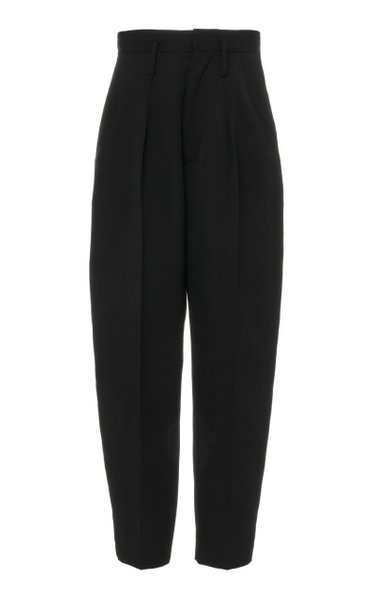 Racomisl Tapered Wool Pants