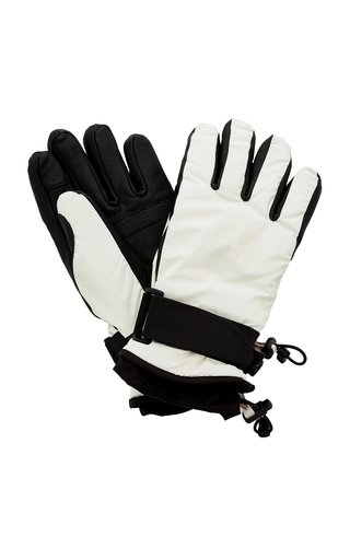 3 Moncler Grenoble Snow Glow Gloves