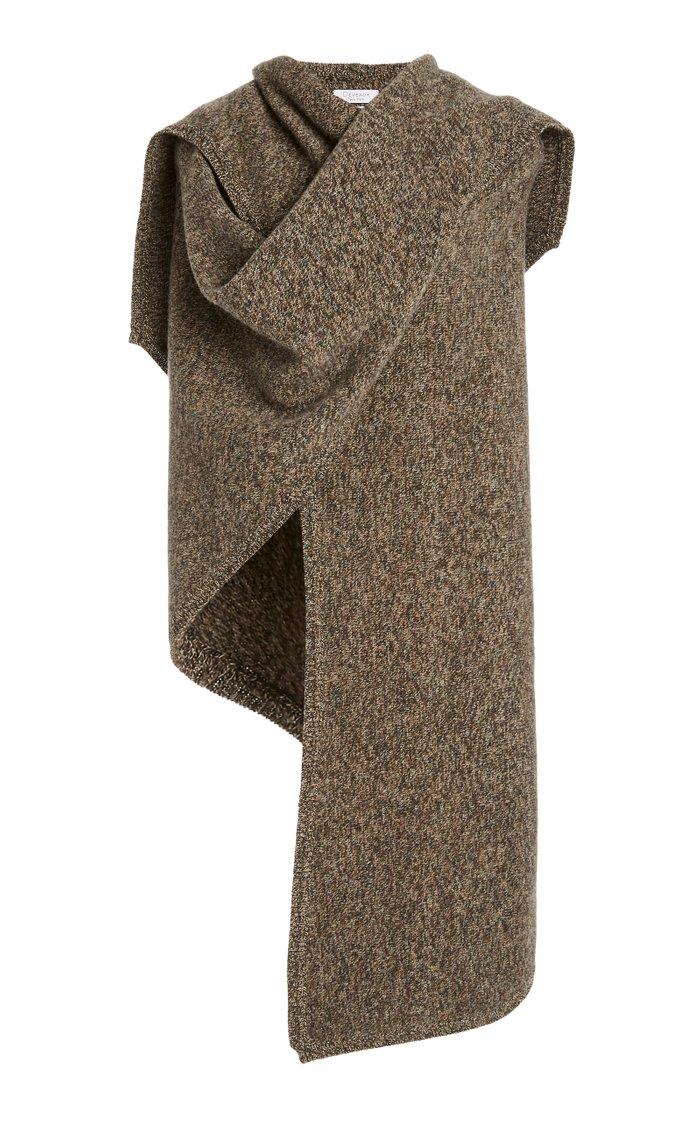 Anita Mélange Wool Wrap