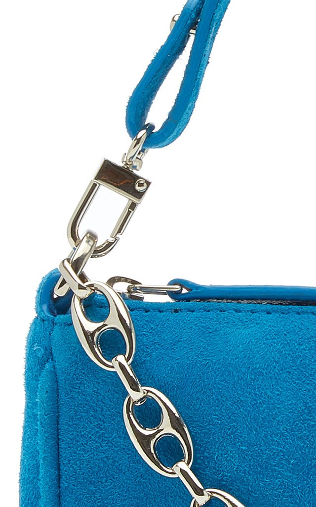 Mini Rachel Leather Shoulder Bag