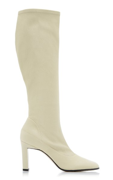 Lesly Leather Tall Boots