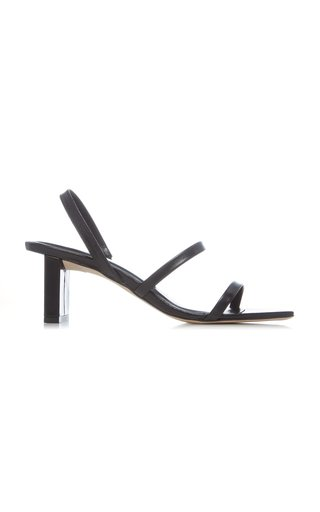 Liu Leather Sandals