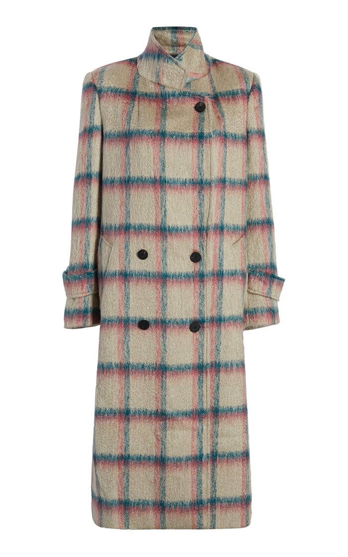 The Melanie Double-Breasted Coat