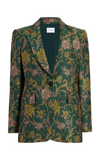 The Dixie Jacquard Blazer