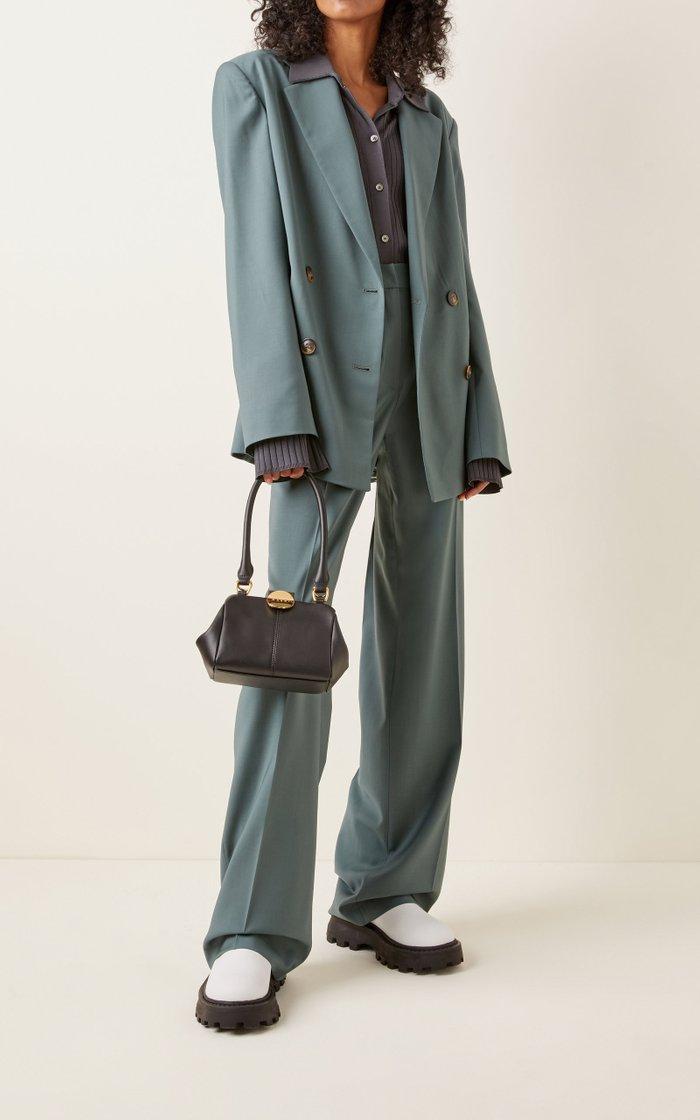 Queen Mini Leather Bag