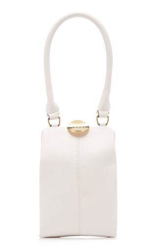 Queen Leather Crossbody Bag