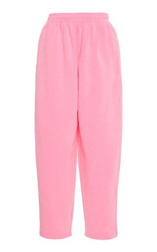 Oversized Fleece Sweatpants