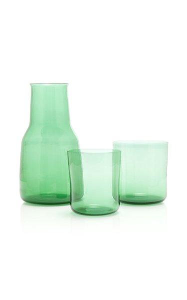 Set-of-Three Drinking Glasses