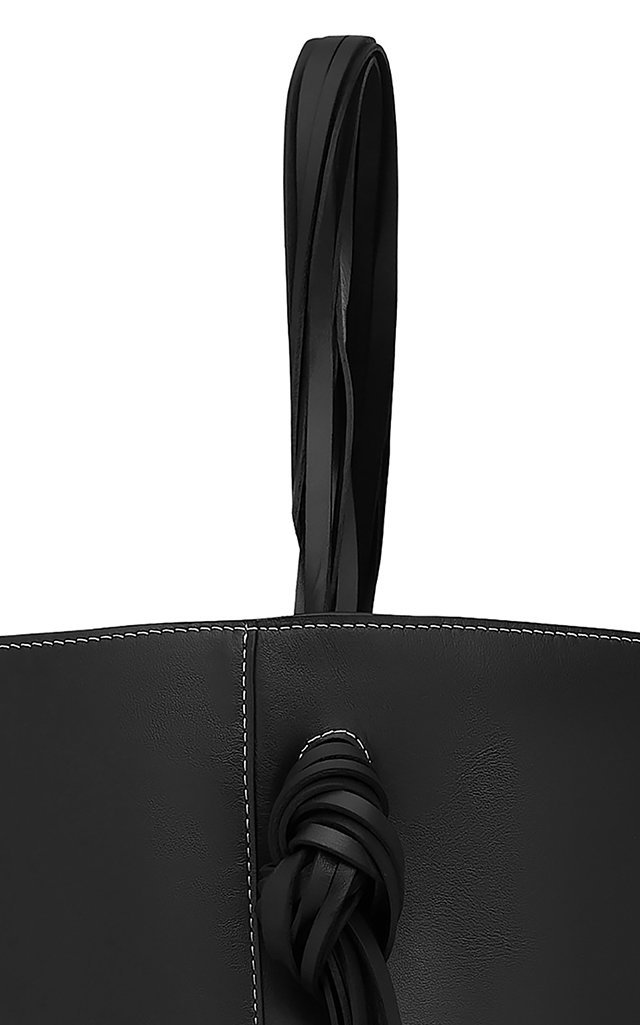 Saturn Leather Tote